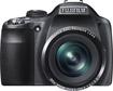 Fujifilm - FinePix 14 Megapixel Bridge Camera - Black