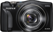 Fujifilm - FinePix F800EXR 16.0-Megapixel Digital Camera - Black
