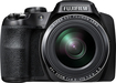 Fujifilm - FinePix S8200 16.0-Megapixel Digital Camera - Black