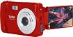 Vivitar - 10.1-Megapixel Digital Camera - Red