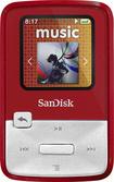 SanDisk - Sansa Clip Zip 4GB* MP3 Player - Red