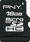 PNY - 16GB microSD High Capacity (microSDHC) Card