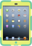 Griffin Technology - Green/Yellow Survivor All-Terrain Case + Stand for iPad mini - Yellow