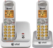 AT&T - DECT 6.0 Cordless Phone System with Caller ID/Call Waiting