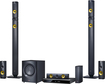 LG - 9.1-Ch. 3D / Smart Blu-ray Home Theater System
