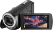 "Sony - Handycam Digital Camcorder - 3"" - Touchscreen LCD - Exmor R CMOS - Full HD - Black"