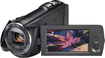 Sony - HDR-CX220 HD Flash Memory Camcorder - Black