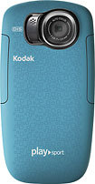 "Kodak - Digital Camcorder - 2"" LCD - CMOS - Full HD - Aqua"