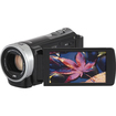 JVC - Everio GZE306BUS HD Flash Memory Camcorder - Black