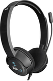 Turtle Beach - Ear Force NLa Nintendo Gaming Headset + Stereo Sound for Wii U and 3DS - Black - Black