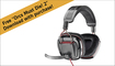 Plantronics - GameCom 780 Over-the-Ear Headset