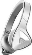 Monster - DNA On-Ear Headphones - White/Light Gray