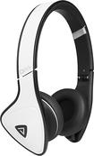 Monster - DNA On-Ear Headphones - White/Black