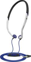 Sennheiser - Adidas Headband Sports Headphones - Black - Black
