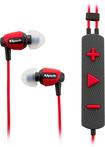 Klipsch - Image S4i Rugged Earbud Headphones - Red