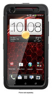 OtterBox - Defender Series Case for HTC DROID DNA Cell Phones - Black