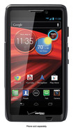 OtterBox - Commuter Series Case for Motorola DROID RAZR MAXX HD Cell Phones - Black - Black