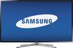 "Samsung - 46"" Class (45-9/10"" Diag.) - LED - 1080p - 120Hz - Smart - 3D - HDTV - Black"