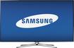 "Samsung - 55"" Class (54-5/8"" Diag.) - LED - 1080p - 240Hz - Smart - 3D - HDTV - Titan Silver"