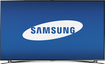 "Samsung - 55"" Class (54-5/8"" Diag.) - LED - 1080p - 240Hz - Smart - 3D - HDTV - Black"