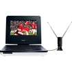 "Philips - Portable DVD Player - 7"" Display"