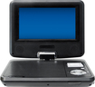 "Verezano - 7"" Widescreen Portable DVD Player with Swivel Screen"