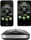 Cobra - iRadar 200 Radar/Laser Detector for Select Mobile Phones - Black - Black