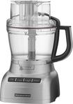 KitchenAid - 13-Cup Food Processor - Contour Silver