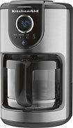 KitchenAid - Coffee Maker - Onyx Black