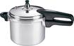 Mirro - 4-Quart Pressure Cooker - Silver/Black