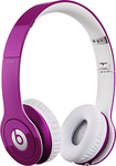 Beats by Dr. Dre - Beats Solo High-Definition Over-the-Ear Headphones - Pink
