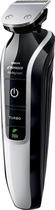 Philips Norelco - Multigroom Plus All-in-One Turbo Power Grooming Kit - Black/Silver - Black/Silver