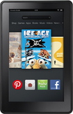 Amazon - Kindle Fire 7 (Previous Generation) - 8GB - Black