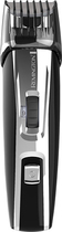 Remington - Precision Power Beard Trimmer - Black/Silver