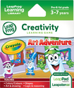 LeapFrog - Crayola Cartridge for LeapPad and Leapster Explorer - Multi