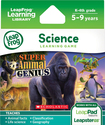 LeapFrog - Animal Genius Game Cartridge for Select LeapFrog Devices - Multi