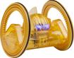 Deskpets - Trekbot Remote-Controlled Wheeled Stunt Bot - Yellow
