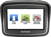 "TomTom - RIDER 4.3"" GPS with Built-In Bluetooth and Lifetime Map Updates"