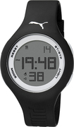 Puma - Loop Men's Digital Sports Watch - Black
