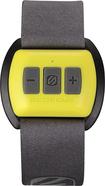 Scosche - RHYTHM Armband Pulse Monitor - Yellow/Black