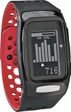 SYNC - Burn Fitness Band - Black/Red