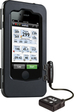 Wahoo Fitness - Bike Pack for Apple® iPhone® 3G, 3GS, 4 and 4S - Black