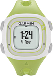 Garmin - Forerunner 10 GPS Watch - Green/White - Green/White