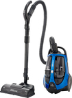 Samsung - Super TwinChamber Bagless Canister Vacuum - Electric Blue - Electric Blue