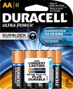 Duracell - Ultra AA (8-Pack)