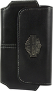 Harley-Davidson - Horizontal Case for Most Android Mobile Phones - Black