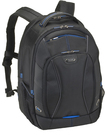"Solo - Tech 17.3"" Backpack - Black, Blue"