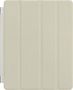 Apple® - Smart Cover for Apple® iPad® 2nd-, 3rd- and 4th-Generation - Cream