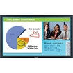 "Panasonic - 64.7"" Plasma Touchscreen Monitor - Black"