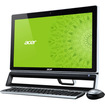 "Acer - Refurbished - 23"" Aspire All-in-One Computer - 6 GB Memory - 1 TB Hard Drive - Black, Silver - Black, Silver"